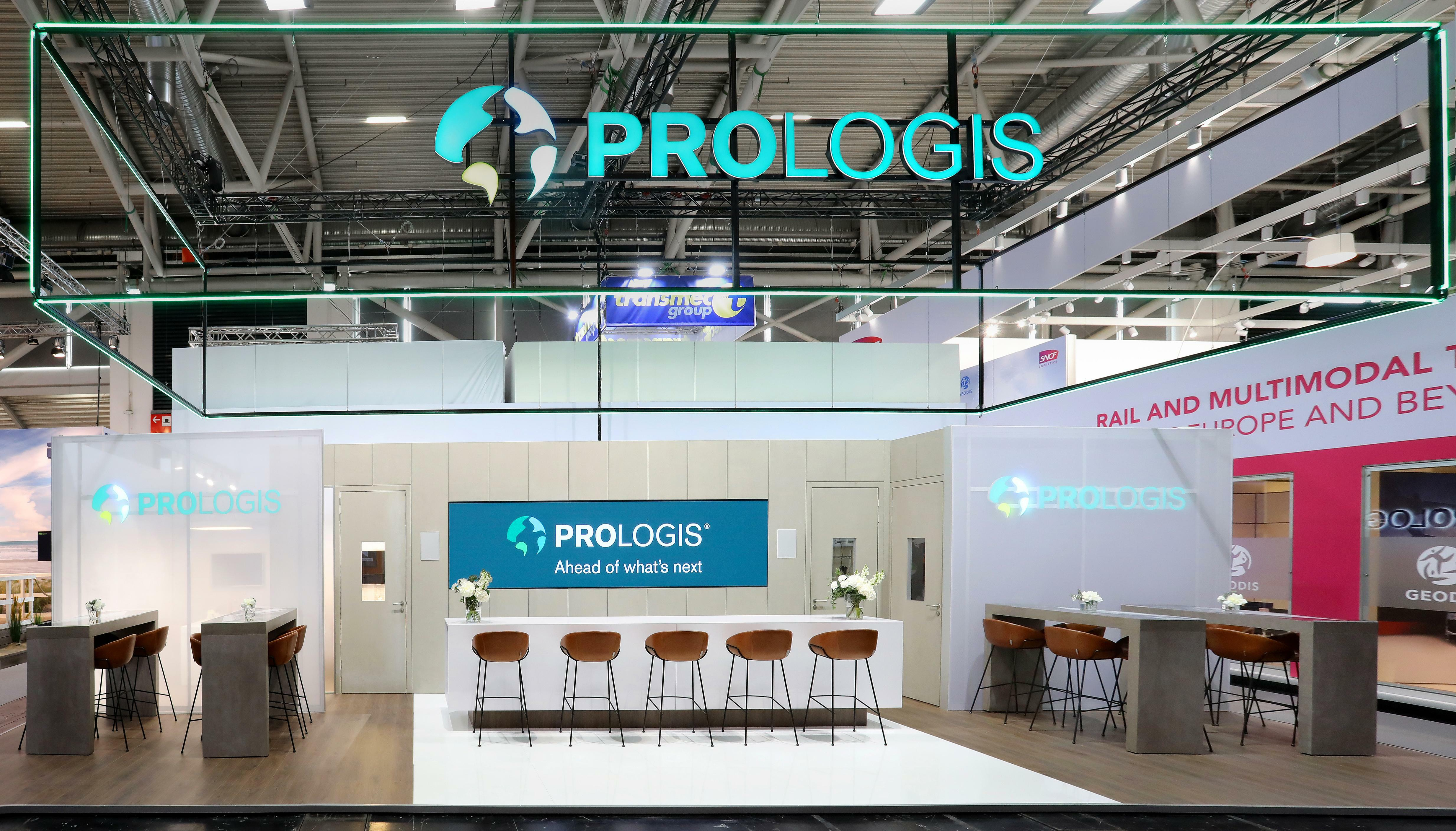 Prologis EXPO Real Stand
