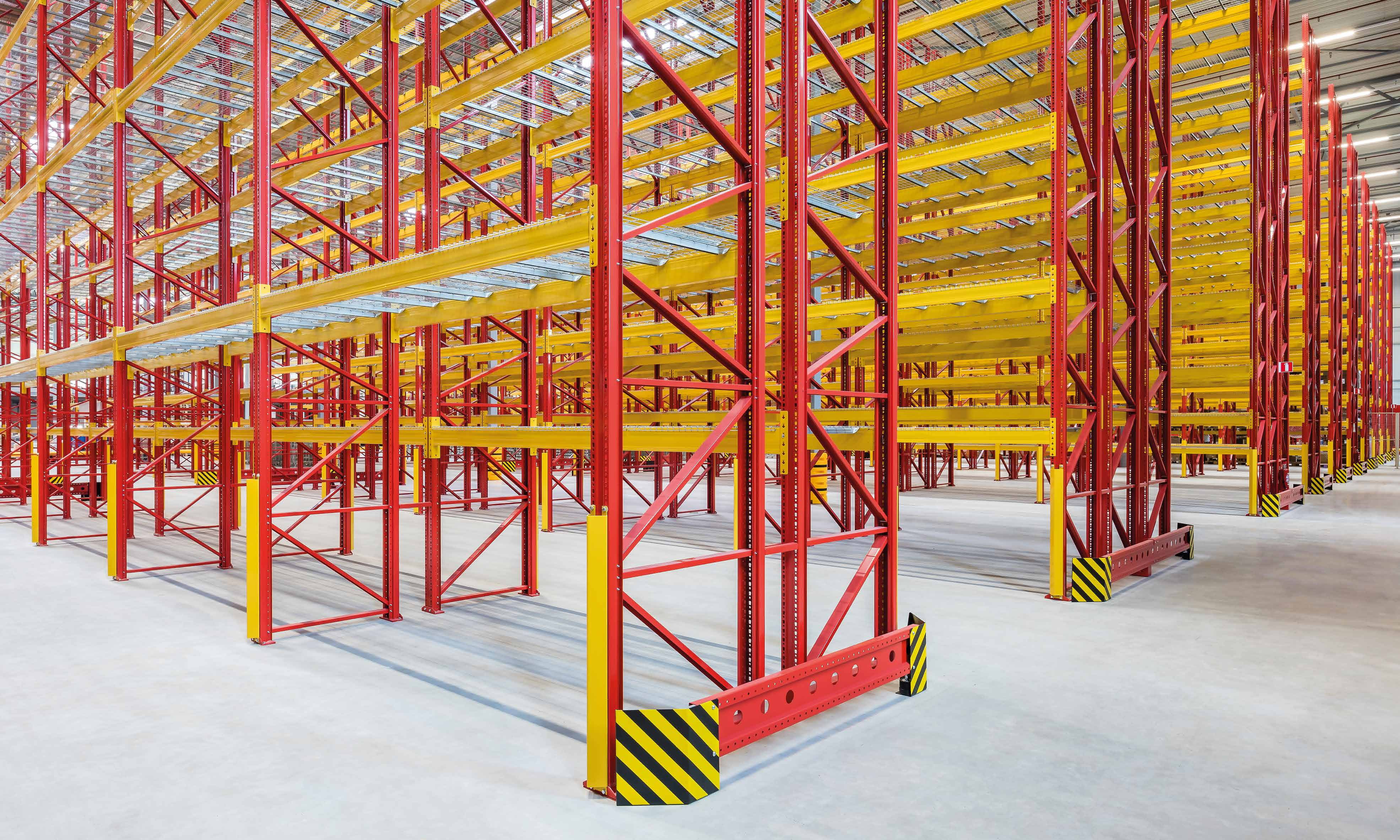 Racking systems_ Prologis Essentials Marketplace