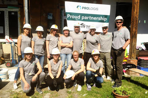 IMPACT Day, Prologis Hungarian Team