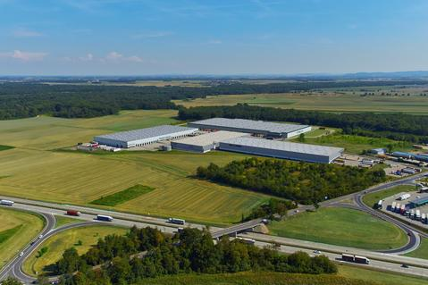 New developments at Prologis Park Wrocław IV