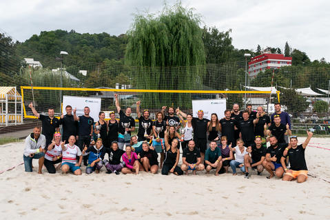 7th Prologis Beach Volleyball Cup