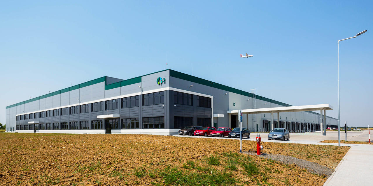 Prologis Park Prauge-Aiport DC2, Czech Republic