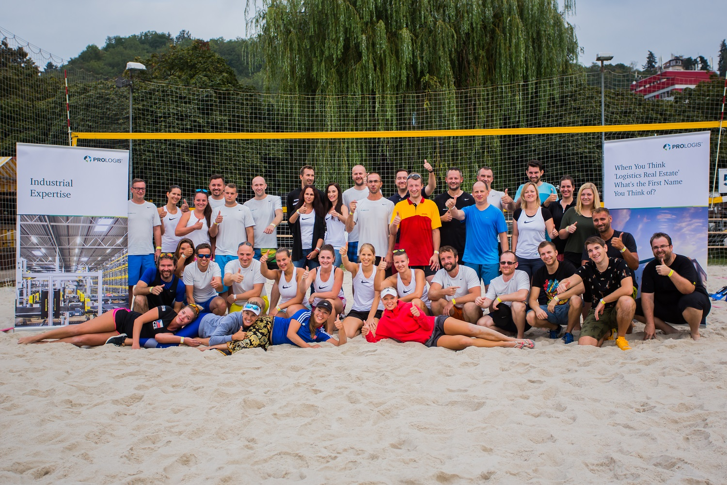 Prologis Volleyball Tournament 2018, Czech Republic