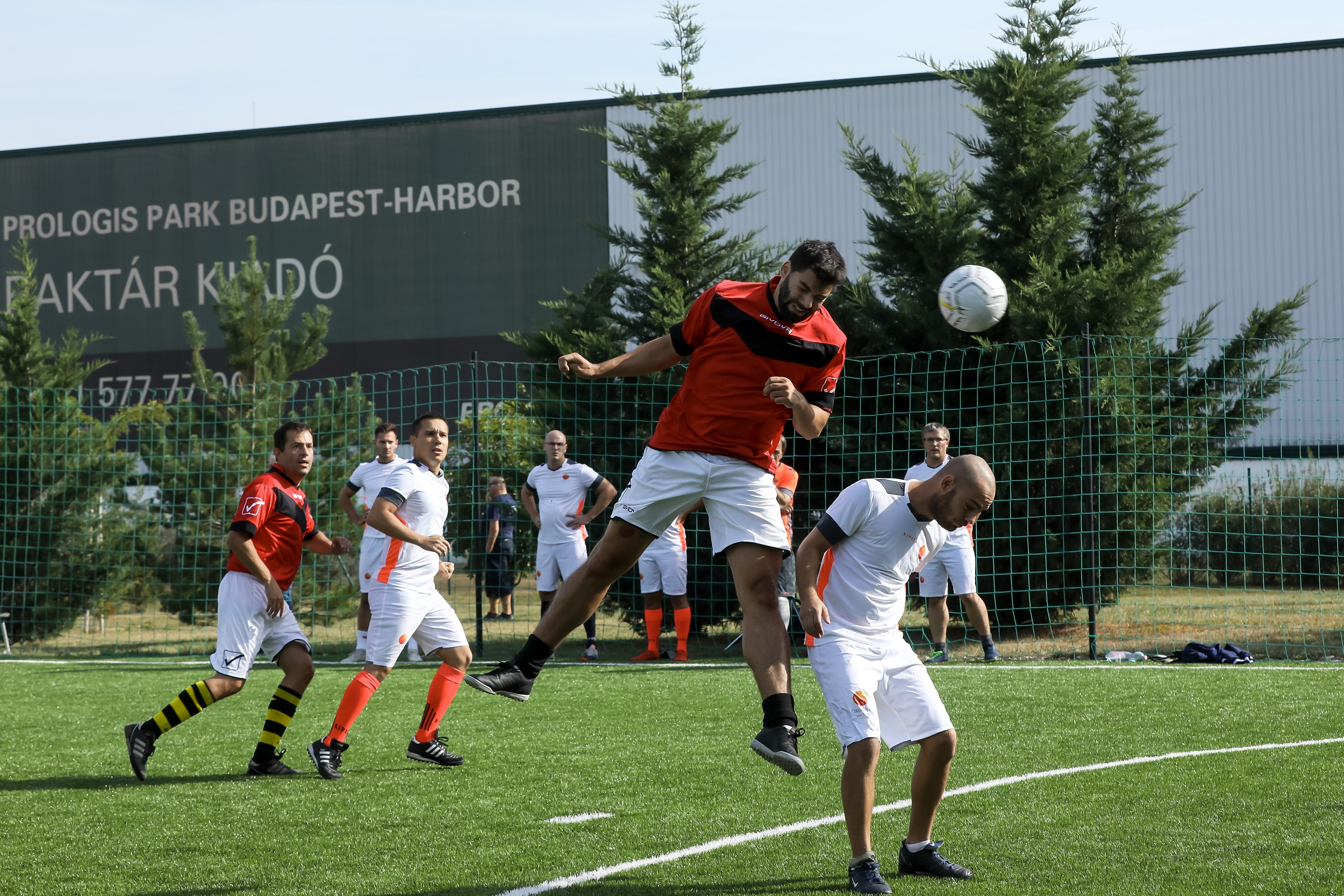 6th Prologis Budapest Football Games