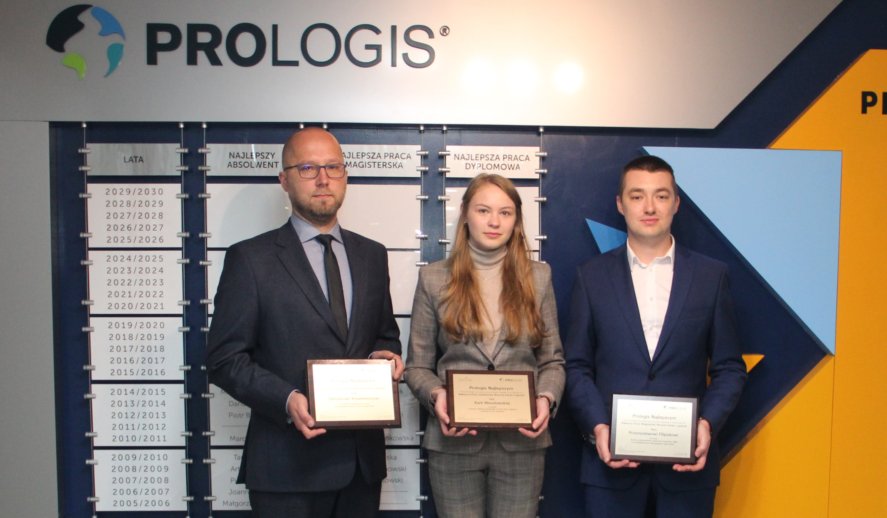 "Prologis ""For the Best"" Awards 2019"