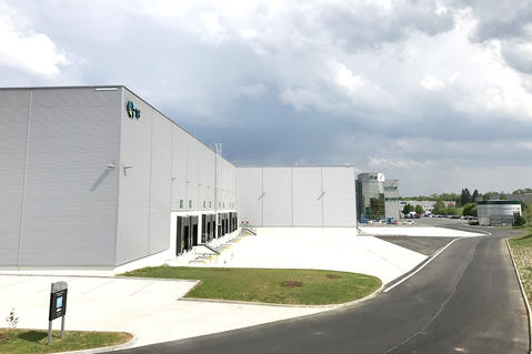 BREEAM Prologis Park, BREEAm akreditace