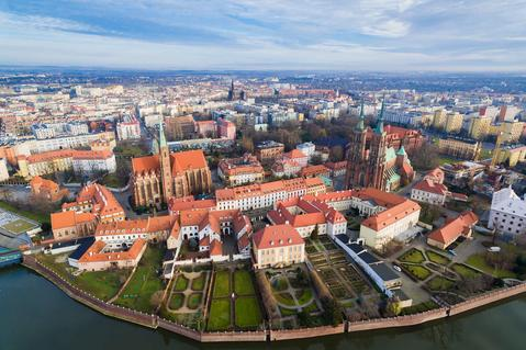 Wroclaw, Lower Silesia, Poland