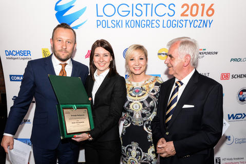 Prologis for the Best Students Competition, Polish Logistics Congress 2016