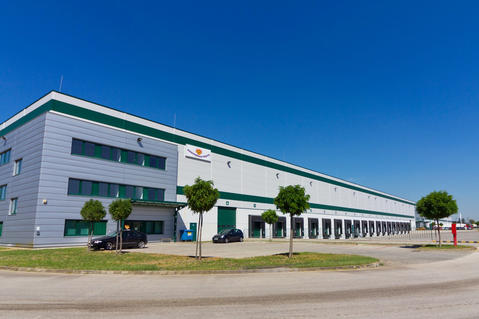 Prologis Park Budapest-Gyal DC5, Węgry