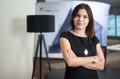 Renata Michalczyk, head of property management Europe