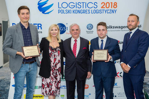 Award Winners for Prologis for The Best Competition, 2018