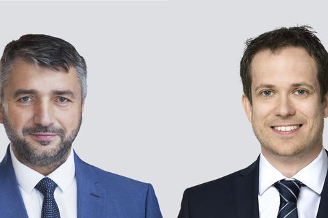 Project Management Team: Leonard Kubanek and Michal Vrba