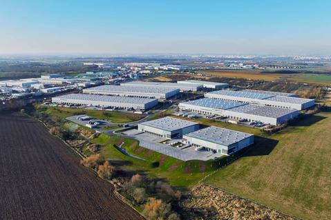 Prologis Park Prague D1-East