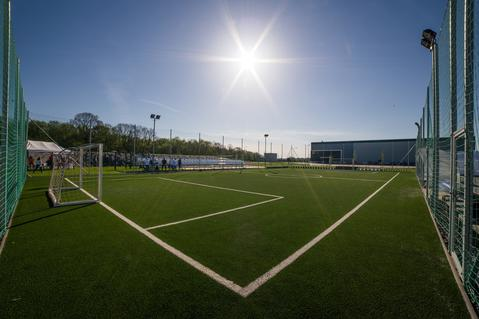 Bratislva Football Pitch