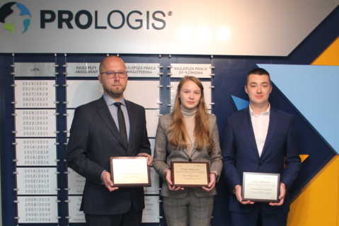 "Prologis ""For the Best"" Díjátadó 2019"