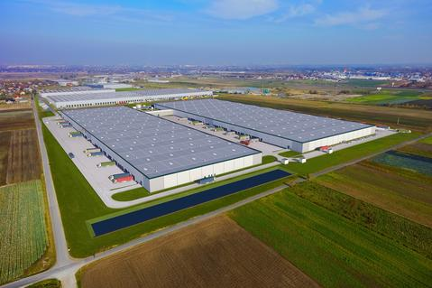 New development for EURO-net at Prologis Park Janki