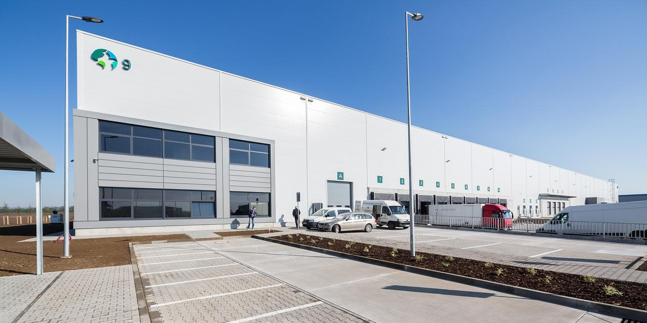 Build A Bmw >> Build To Suit For Bmw In Bratislava Slovakia Prologis Cee